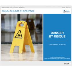 Formation e-learning HSE sécurité hygiène industrie pharmaceutique