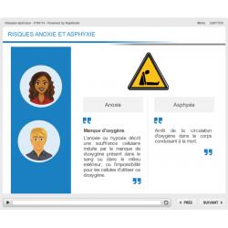 Formation e-learning HSE sécurité maîtrise des risques industrie pharmaceutique